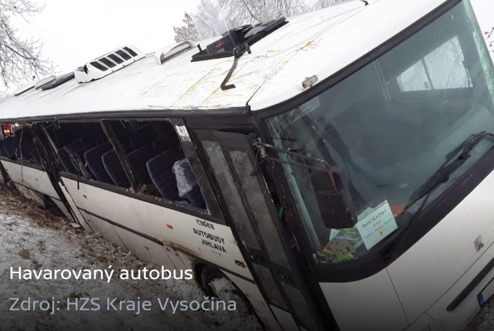 В Чехії розбився автобус, в результаті ДТП постраждали щонайменше десять людей, ймовірно діти