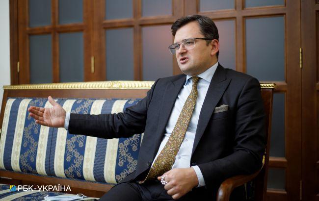 Кулеба розповів, коли для України відкриють кордони ЄС