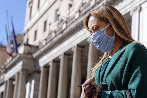 Італія розглядає нові обмеження щодо COVID-19 на свята