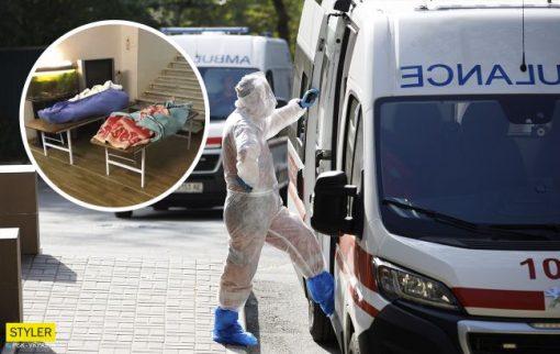 Родичі брали штурмом, зігнали Нацгвардію: у лікарні в Одесі, де не забирають мертвих від коронавірусу, сталась НП