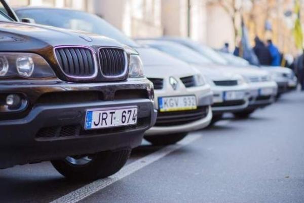Розмитнення «євроблях» за 1000 євро: комітет ВР схвалив нову ставку