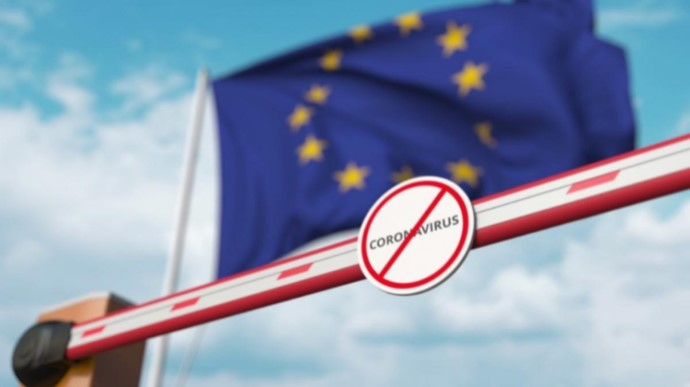 В ЄС запропонували посилити правила в'їзду до країни через мутації COVID