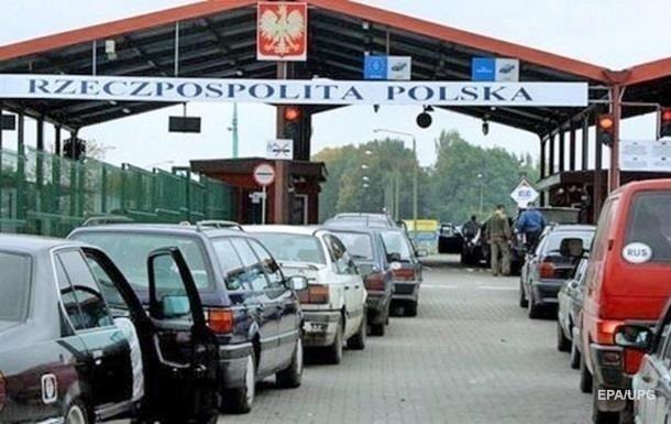 Польща змінила правила в'їзду для іноземців