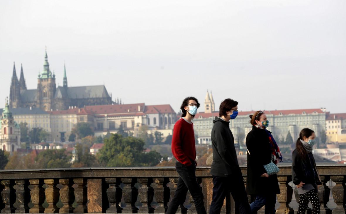 У Чехії запускають єдиний реєстр вакцинованих: Це спростить виїзд за кордон