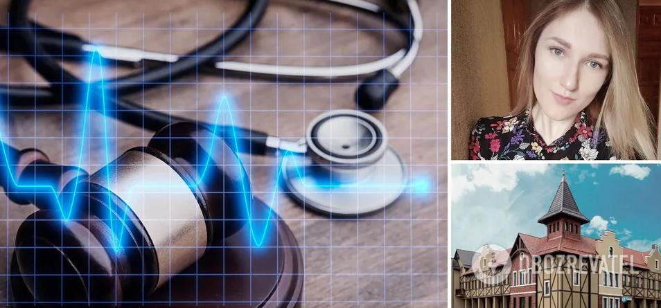 """У київській приватній клініці у дівчини знайшли """"пухлину"""" і відправляли до Туреччини вирізати здоровий орган"""