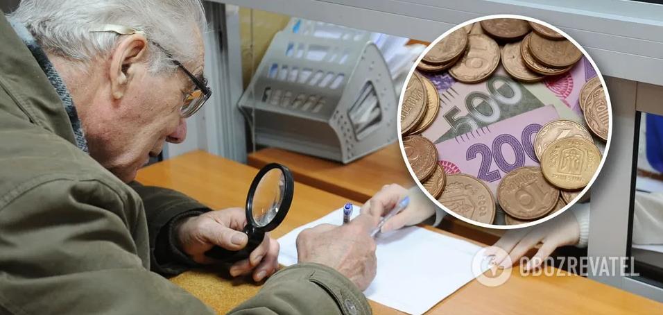 Українцям готують перерахунок пенсій: кому дадуть на 850 грн більше