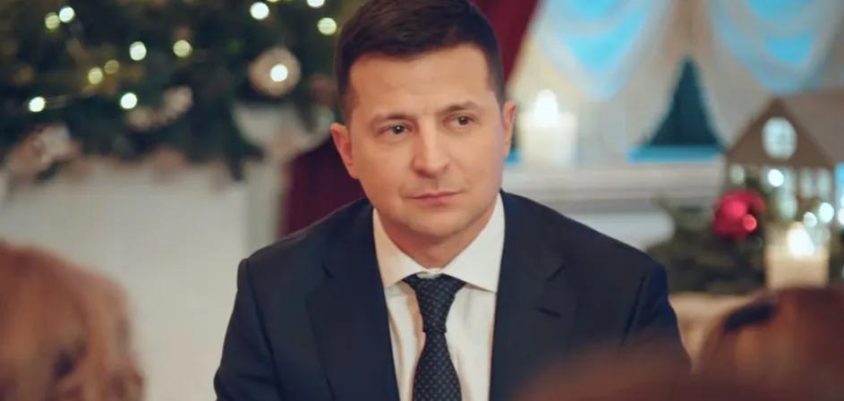 Новорічне звернення Зеленського викликало ажіотаж в мережі: як відреагували українці