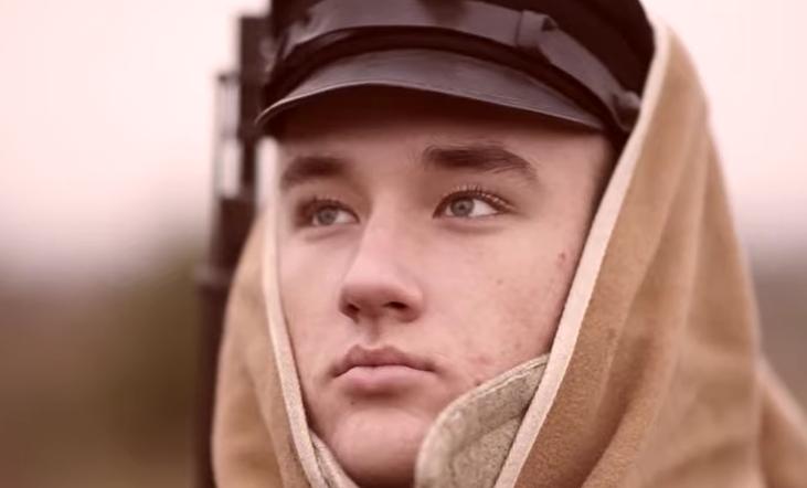Львівські військові ліцеїсти презентували музичний кліп на честь Героїв Крут