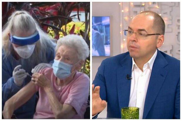 """Вакцинація від вірусу: Степанов розкрив, які щеплення привезуть в Україну, """"отримаємо препарати компаній…"""""""
