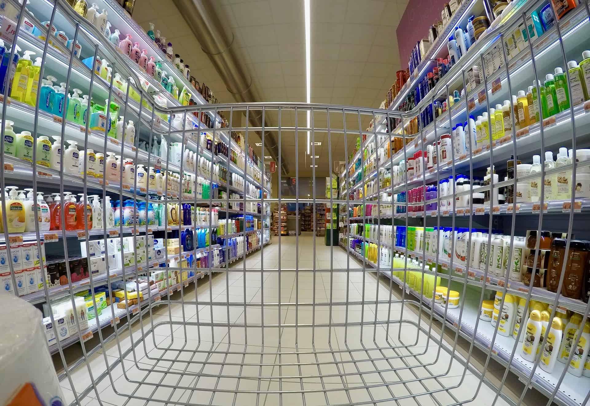 У супермаркетах закриють відділи з побутовою хімією, одягом та речами широкого вжитку