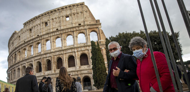 Італія продовжила коронаобмеження, побоюючись загострення