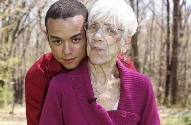 91-річна бабуся знайшла собі 31-річного ловеласа: у хлопця ще п'ятеро літніх коханок