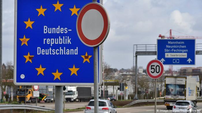Німеччина закрила кордони з Австрією та Чехією через нові штами коронавірусу