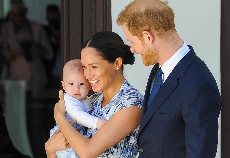 Меган Маркл та принц Гаррі очікують другу дитину (фото)