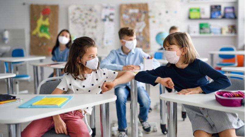 Для освітян розробили порадник «Школа в умовах пандемії»