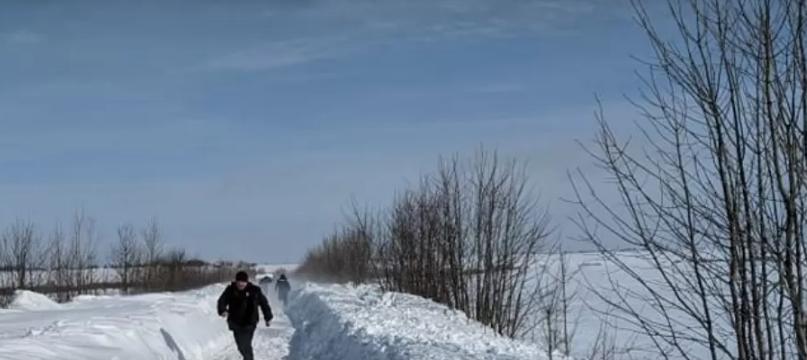 Йшла додому і замерзла по дорозі: на Волині у снігових заметах знайшли труп жінки