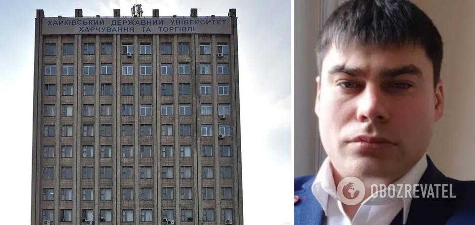 """Харківський проректор перепросить та отримає догану за """"бандерлогів"""""""