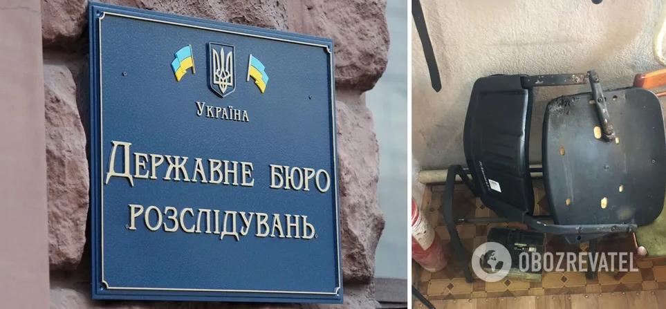 На Черкащині копів підозрюють у катуванні затриманого: вибили зуби і зламали об нього стілець. Фото 18+