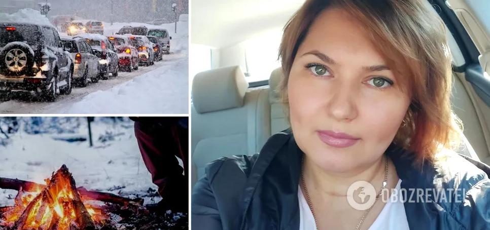 Киянка врятувала чоловіка, якого отруїли і кинули в сніг помирати: історія простого подвигу