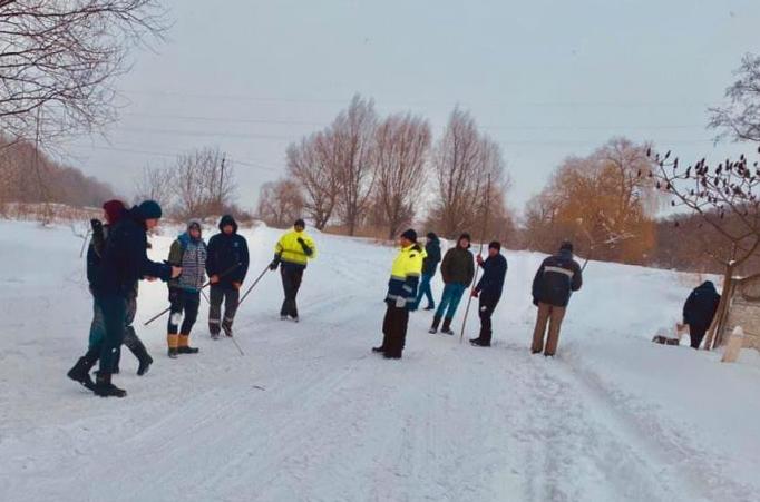 Через 15 днів: поблизу Більшівців знайшли жінку, яка зникла під час хуртовини