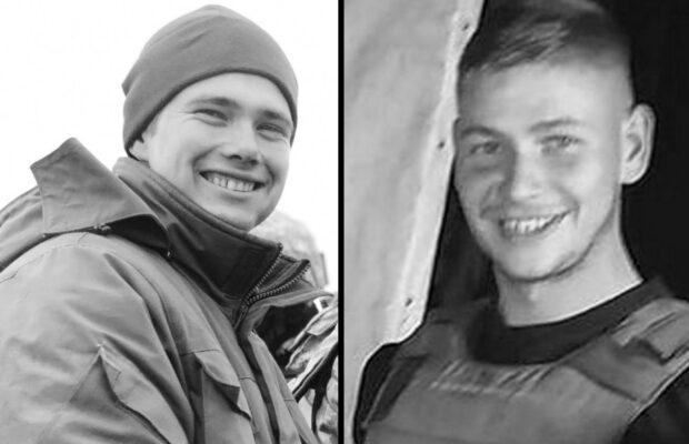 Унаслідок підриву на Донеччині загинули Олексій Подвезенний і Назарій Поліщук із 28 омбр. ФОТО