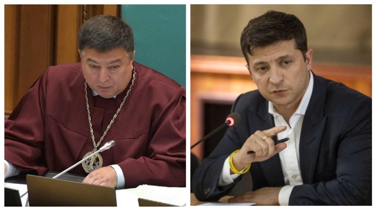 """""""Крок за кроком"""": Зеленський заявив, що хоче """"позбутися"""" Тупицького"""