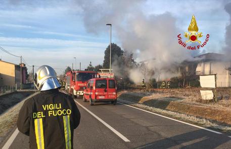 В Італії (Салерно) баданте загинула у пожежі будинку, рятуючи двох літніх людей