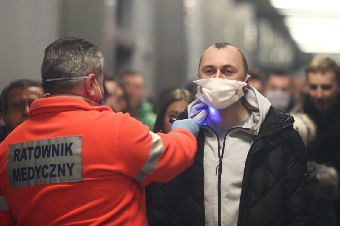 З 15 березня в Польщі — чергові карантинні обмеження