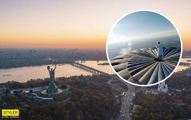 Мандрівник показав красу України в 30-секундному відео: захоплює дух!