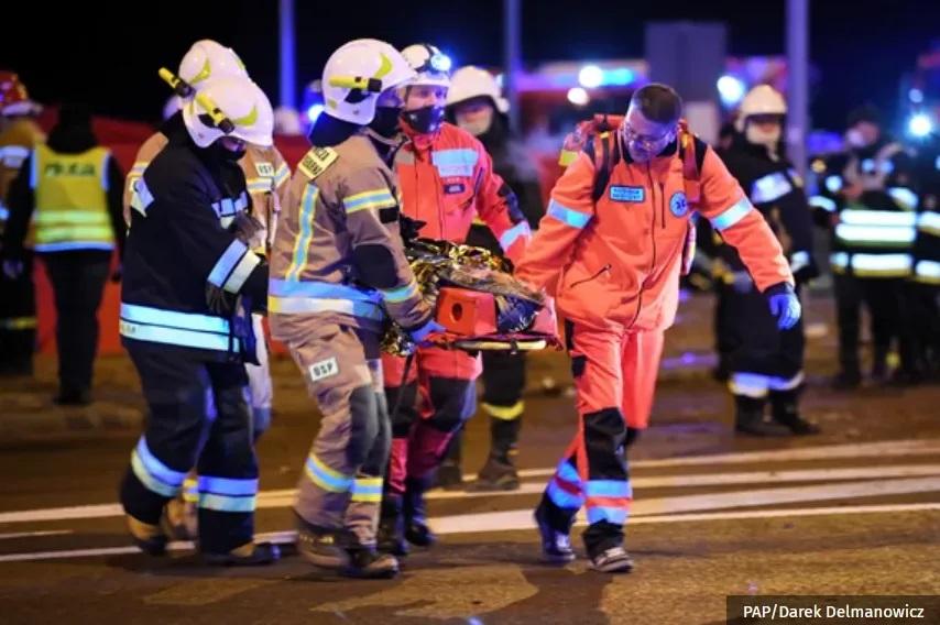 Пасажирка автобусу, що потрапив у ДТП у Польщі розповіла про аварію, перевізника та «лікування»