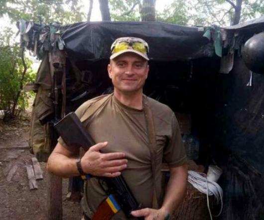 На Донбасі загинув боєць з-під Черкас: фото та прізвище героя