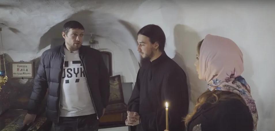 """Усик розповів Оксані Марченко, як його """"шібануло"""". Відео"""