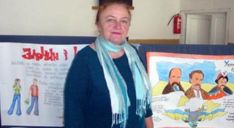 У Вінниці померла вчителька історії, яка викладала у школі №23