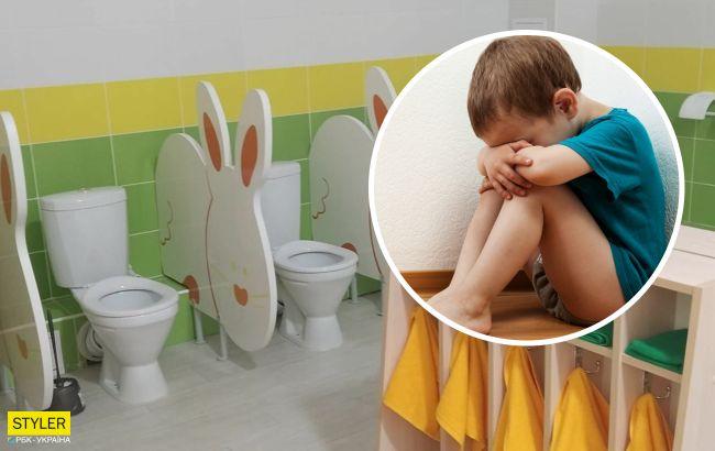 У дитсадку Києва вихователі знущалися над хлопчиком за те, що він справляв нужду стоячи
