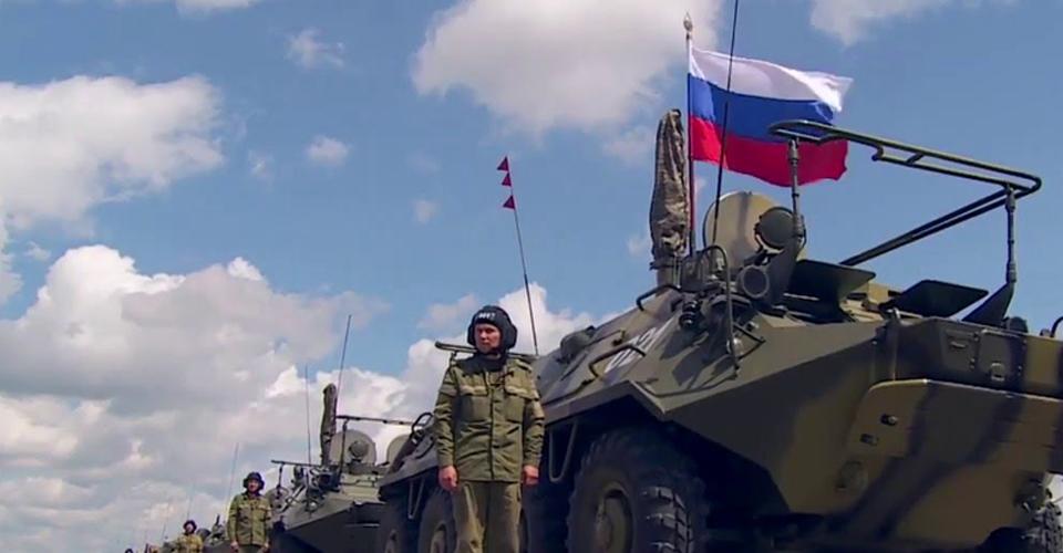 У Путіна зробили заяву про війська Росії біля кордонів України