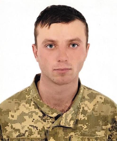 На Донбасі загинув 22-річний боєць з-під Миколаєва: фото та прізвище