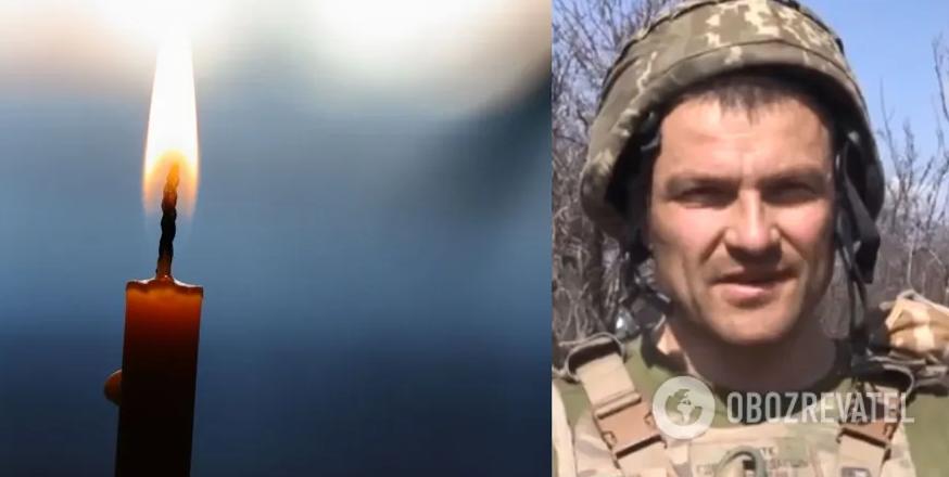 На Донбасі загинув воїн ЗСУ, який разом з медикинею рятував поранених під Шумами