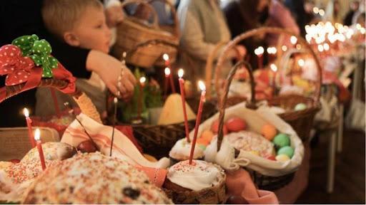 Великдень в умовах карантину: як святкуватимуть українці і чи закриють церкви