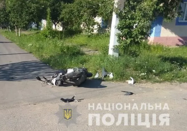 На Одещині трапилася смертельна ДТП, одна дитина загинула, друга – в реанімації