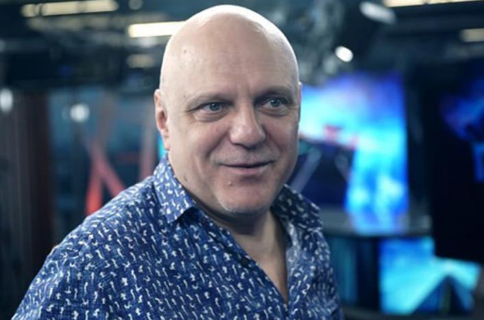 Телеведучий Вересень хоче подати до суду на Прямий канал: звільнили без пояснень