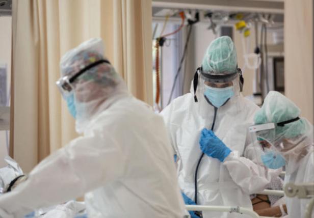 В Італії COVID-смертність та госпіталізації знизились на 80% завдяки вакцинації
