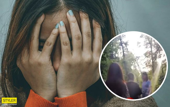 Під Києвом випускниця школи побила дівчинку-підлітка