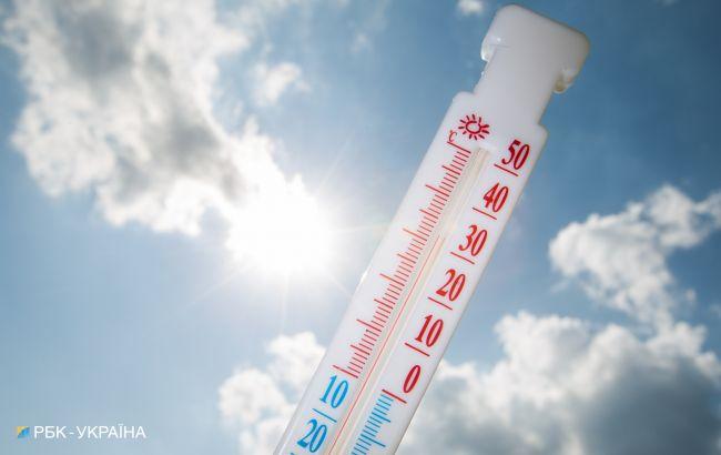 Синоптики розповіли, коли в Україну прийде 35-градусна спека