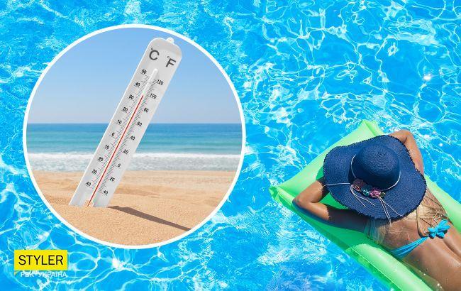 Спека не відступає і припікати буде ще сильніше: де буде найвища температура