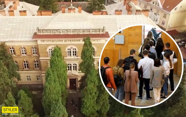 В університеті Ужгорода прогримів скандал: іспити з медицини складали зовсім не студенти