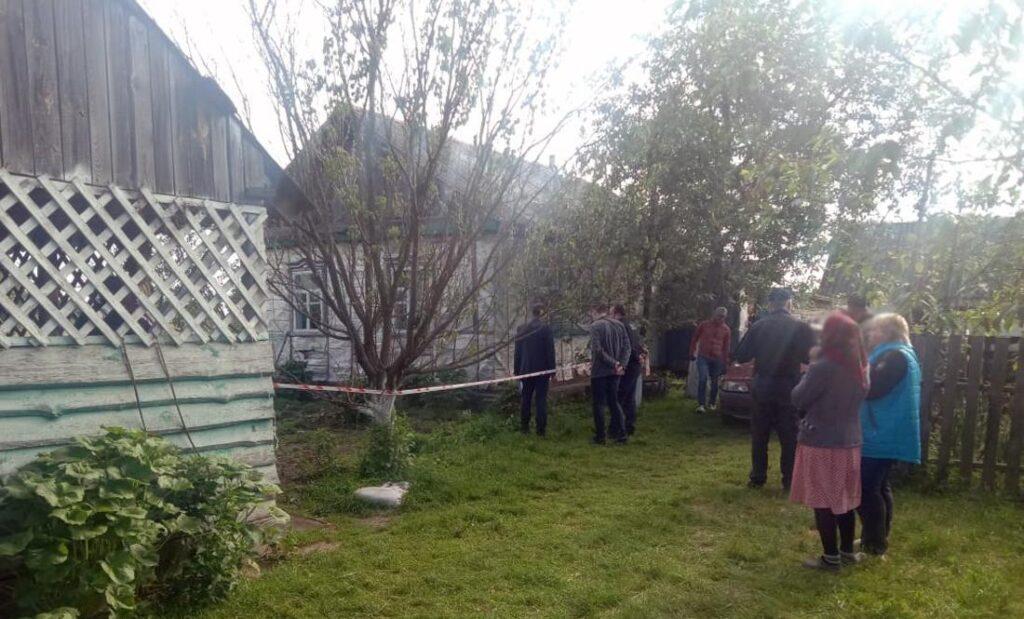 На Житомирщині у будинку розстріляли подружжя