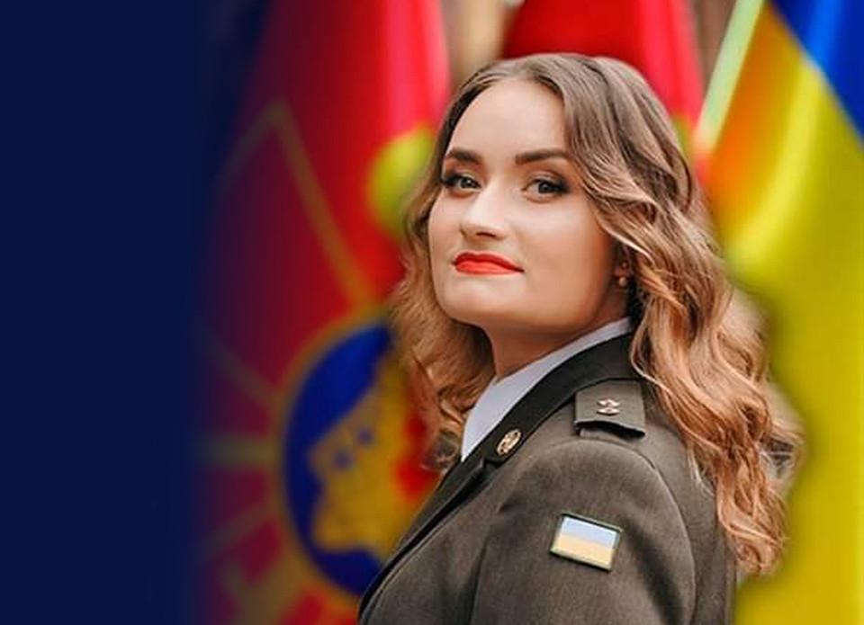 У зоні ООС загинула випускниця львівської Академії сухопутних військ