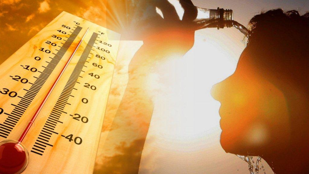 В Україну йде спека до +31° С