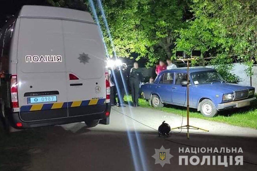 У Черкаській області знайшли труп у багажнику із грошима