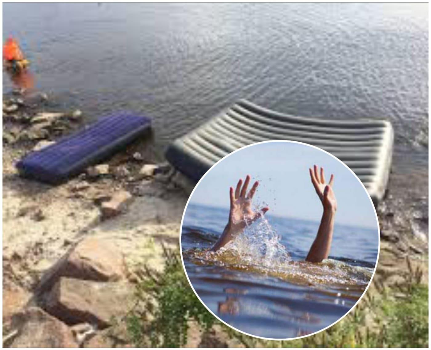 На Київщині втонув молодий батько, та його двоє дітей